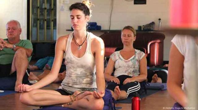 Holistic Yoga & Meditation retreat Bribie Island Queensland